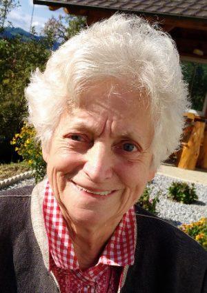 Portrait von Ruthenschlager Leopoldine