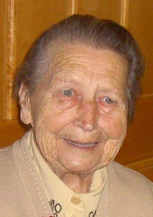 Portrait von Sieberer Anna