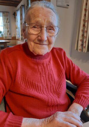 Portrait von Baumgartner Maria