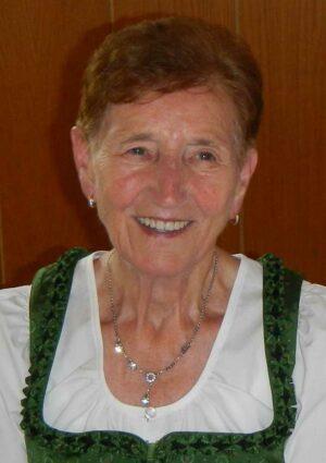 Portrait von Höller Leopoldine